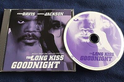 The Long Kiss Goodnight Cd Soundtrack