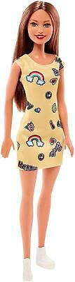 Barbie Entry Doll Multi Color free ship