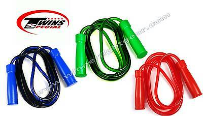 Genuine TWINS JUMPING SKIPPING ROPE SR-2 for Muay Thai/Boxing/Kickboxing/MMA
