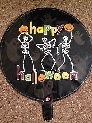 Halloween singing foil balloons job lot