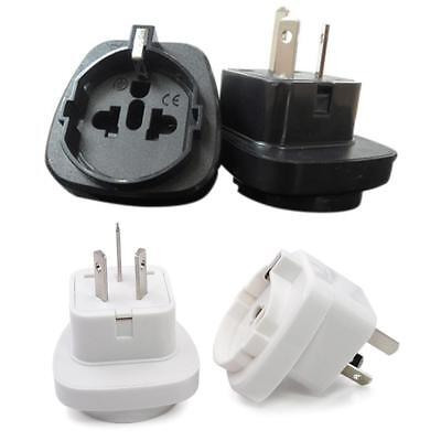 Universal Travel Outlet 3 Pin Converter Adapter EU to AU Socket AC Power Plug
