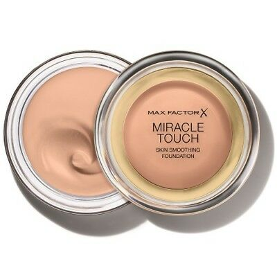 Max Factor Miracle Touch skin smoothing Foundation 12 g