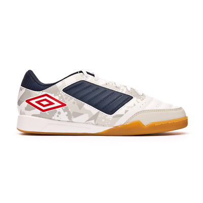 buy online e9f46 787d3 SCARPE DA CALCETTO INDOOR DA ADULTO UMBRO CHALEIRA LIGA calcio a 5 futsal  white