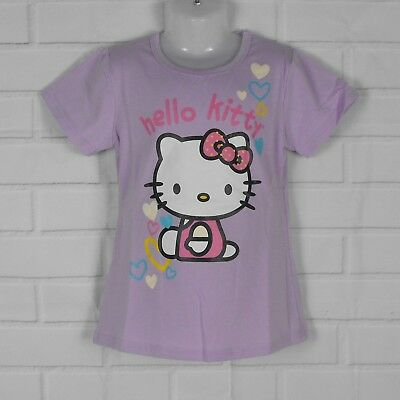 Hello Kitty Top T-shirt  Size 5-6 130 cm