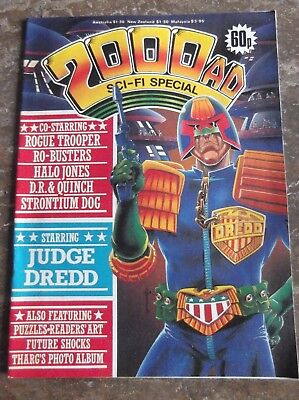2000AD Sci-Fi Special (1985)