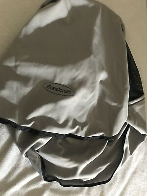 Light Steelcraft Sun Cover For Strider Plus Or Strider Compact