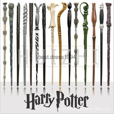 Harry Potter Magical Wand Hermione Props Figure Cosplay Voldemort Christmas Gift