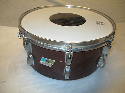 70's LUDWIG SNARE DRUM - made in USA