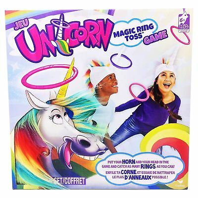 Unicorn Magic Ring Toss