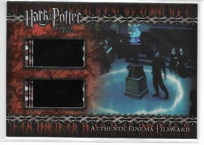 2006 Harry Potter Goblet Of Fire Update Film Cell Card - # CFC5