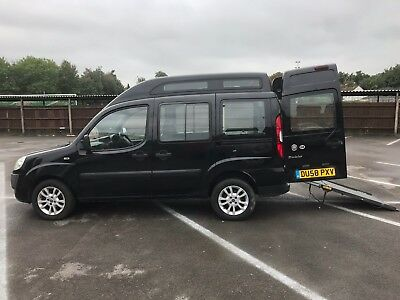 Fiat Doblo Wheelchair Access Vehicle