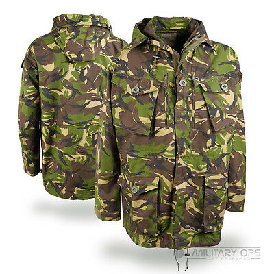 British Army Issue Windproof Smock Arctic Jacket Genuine Dpm Combat Soldier 95