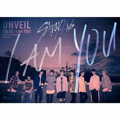 Stray Kids I am YOU 3rd Mini Album I am Ver CD+Photobook+PhotoCard+Etc Sealed
