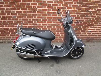 Piaggio Vespa GTS 300 SUPER. 4200 MILES FROM NEW.