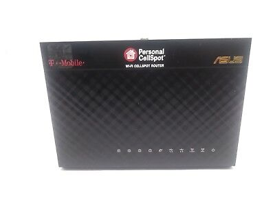 T-Mobile Asus TM-AC1900 Dual Band Wireless Router Missing Power Cord & Antennas