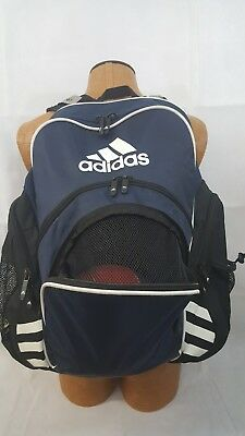 b5dd3d2145a7 Adidas Soccer Backpack Style Duffle Bag Carrier Load Spring large Fast  Shipping