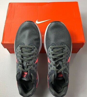 84130175accb Women s Nike Downshifter 7 Cool Grey Lava Running Shoes 852466-001 Size 9.5  NEW