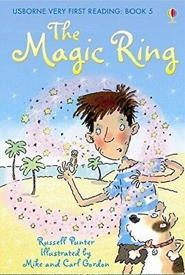 NEW USBORNE Very First Reading (5)  MAGIC RING paperback