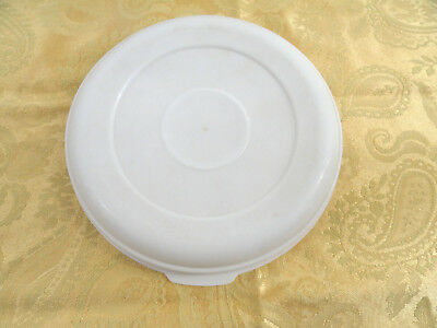 Rubbermaid Servin Saver 3 Replacement Lid Only Round 7 White