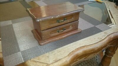 Nice Vintage/Antique Wooden Box