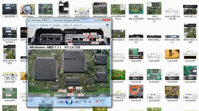 ecu  pin out photo repair collection + pdf instruction manual