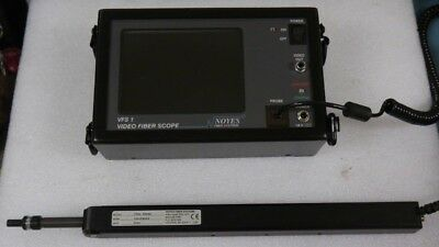 Noyes Fiber Systems Video Fiber Scope VFS1