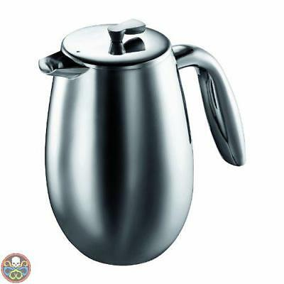 Bodum Tg: 0,35L Opaco Columbia - French Presses Stainless Steel Nuovo