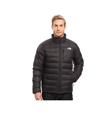 d3b2154cfa The North Face Men s Aconcagua Jacket in TNF Black 550 Fill Down Sz S-L NEW
