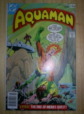 Aquaman # 60 NM (9.3) Don Newton Art, original 1ST SERIES. BRONZE AGE.