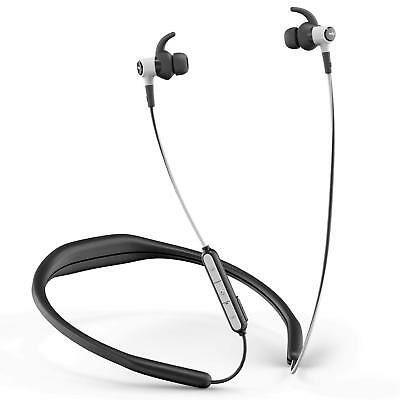 WRZ N5 Wireless Headphones Bluetooth with Microphone and Volume Control, Running