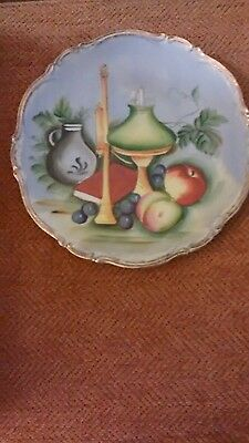 Vintage Norleans Decorative Hand Painted Plate, Japan