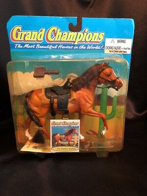 Grand Champions Fox Trotter Stallion Horse New In The Box