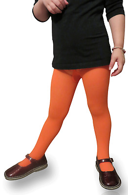 LC Boutique Striped Footed Opaque Tights Tween Teen One Size fits 90-160 lbs.