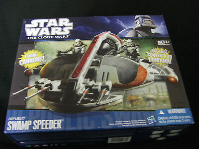 Star Wars Swamp Speeder