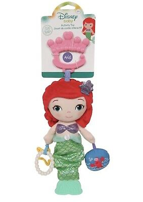 Disney Ariel Baby On The Go Activity Toy