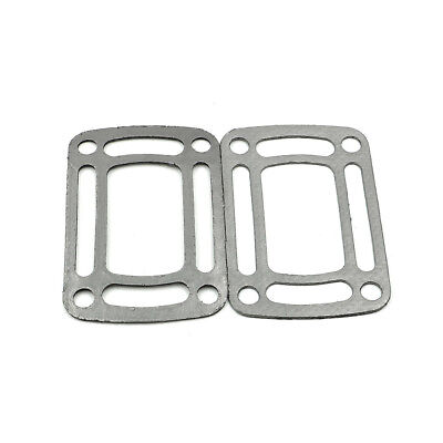 For OMC Volvo Penta Exhaust Elbow Riser Gasket Pair Replaces No. 3850496 3863191