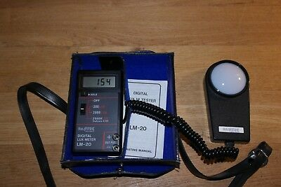 various Light / Lux Meter chapter2 sper / pantec / hioki , the price is for one