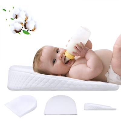 Memory Resilience Cotton Detachable Slope Shaped Shaping Milk Anti-Reflux Pillow