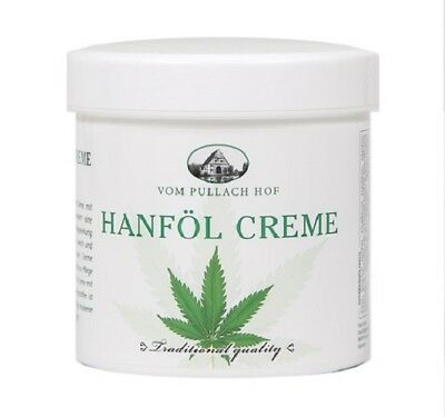 4x Hanf Creme 250ml - traditional quality vom Pullach Hof