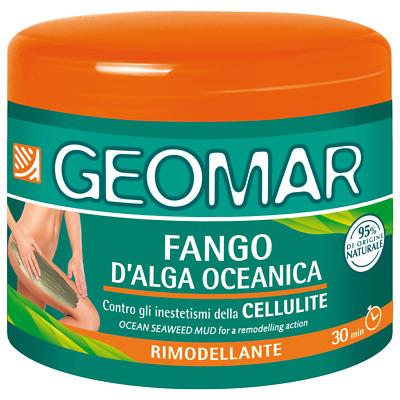 GEOMAR Ocean Seaweed Mud Againts the beauty flaws of Cellulite Green Clay 500ml