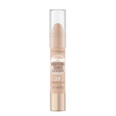 Maybelline Dream Brightening Creamy Concealer 20 Light 3g
