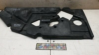 NOS AM General Left Cowl Thermal Insulation Panel M998 HMMWV 2540014754708