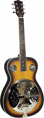 Ashbury AR-35 RESONATOR GUITAR, Single Cone, Spruce top. From Hobgoblin Music