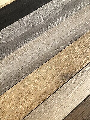 Luxury Vinyl Plank Non Click Flooring. Matt And Textured Finish.