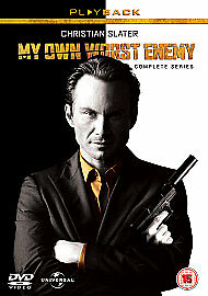 My Own Worst Enemy - The Complete Series (DVD, 2009, 2-Disc Set)