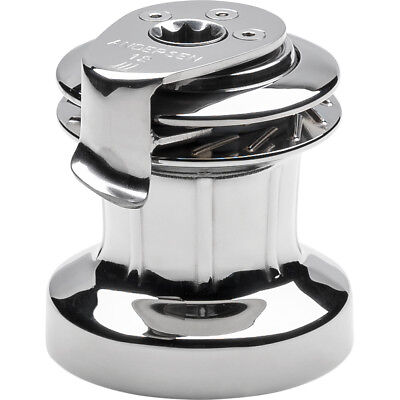 ANDERSEN 12 ST FS - Single Speed Self-Tailing Manual Winch - Full Stainless