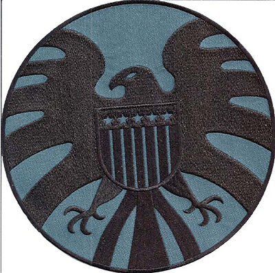 "Iron Man/Agents of Shield Black Widow 3.5"" Patch-USA Mailed (IMPA-1002)"
