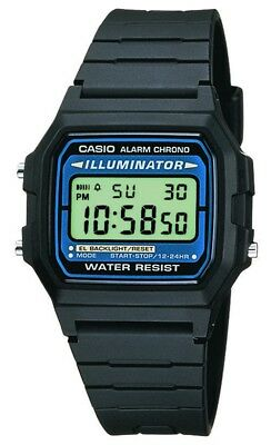 CASIO Classic Collection Retro Digitaluhr F-105W-1AWYEF
