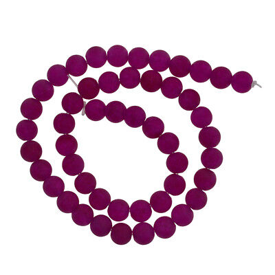 Wholesale Lot Natural Gemstone Round Spacer Loose Beads Jewelry Making 8mm