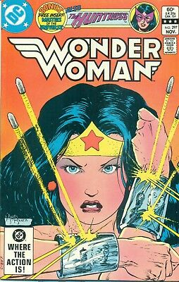 Wonder Woman #297 Colan Huntress Kaluta Cover Masters Of The Universe NM/M 1982